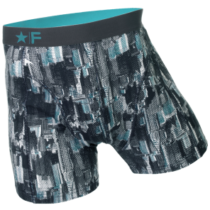 Funderwear heren boxer 76002 Manhattan bleu