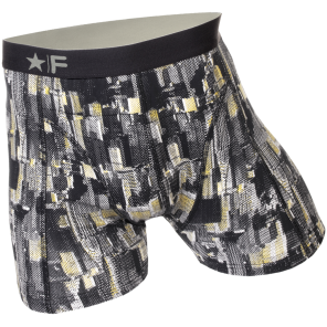 Funderwear heren boxer 76002 Manhattan grey