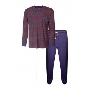 Heren pyjama MEPYH1904A