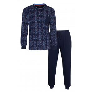 Heren pyjama MEPYH 1107A