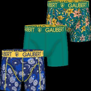 Gaubert 3 pak heren boxershorts set 4