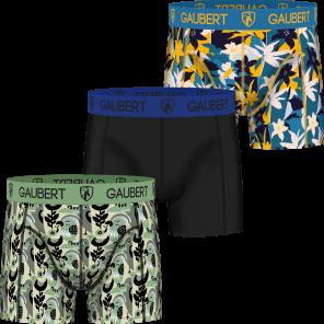 Gaubert 3 pak heren boxershorts bamboe set 7