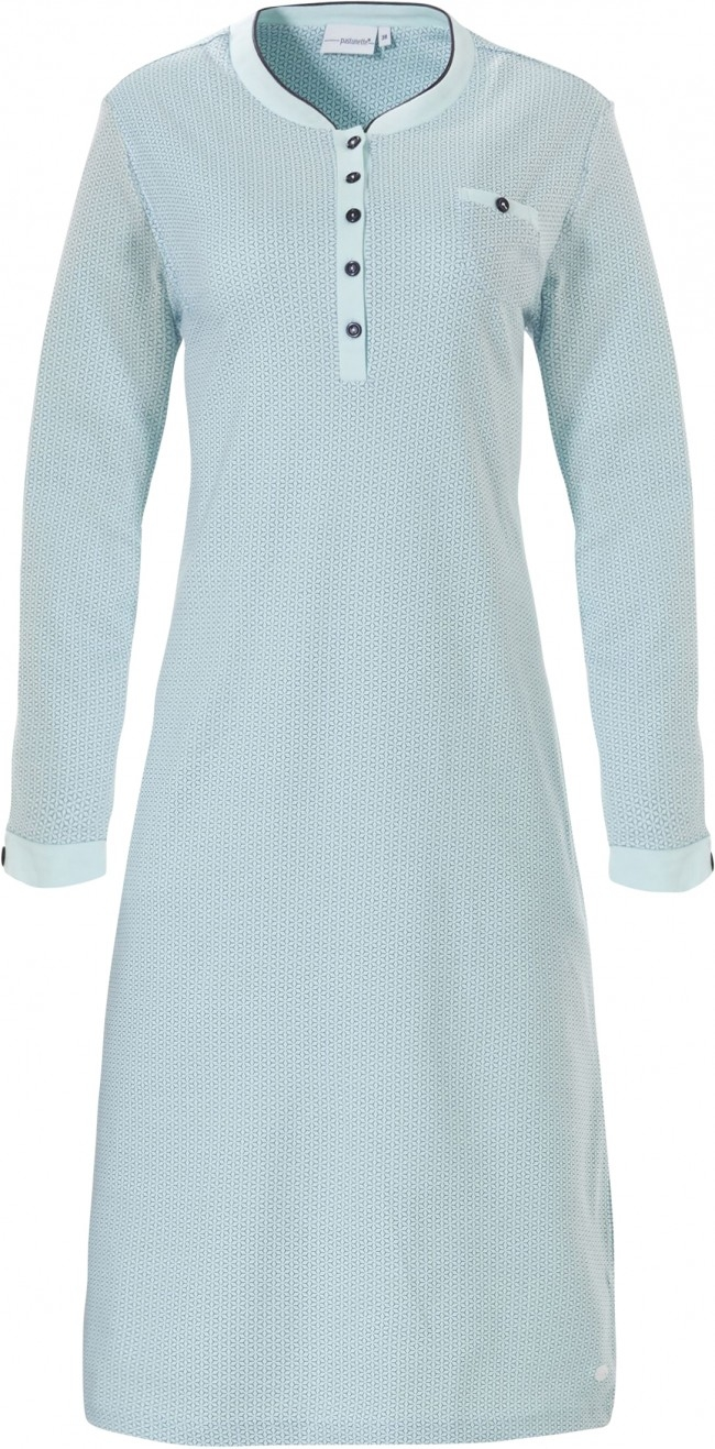 Nachthemd voor dames blauw