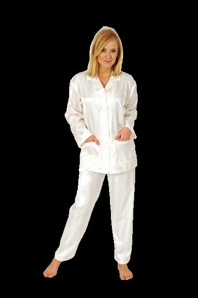 Pyjama met knoopjes