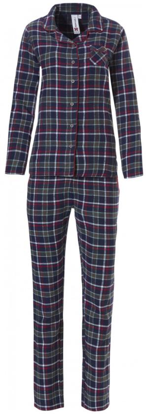 Geruite pyjama voor vrouwen