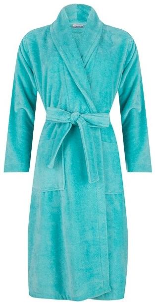 Blauwe dames badjes