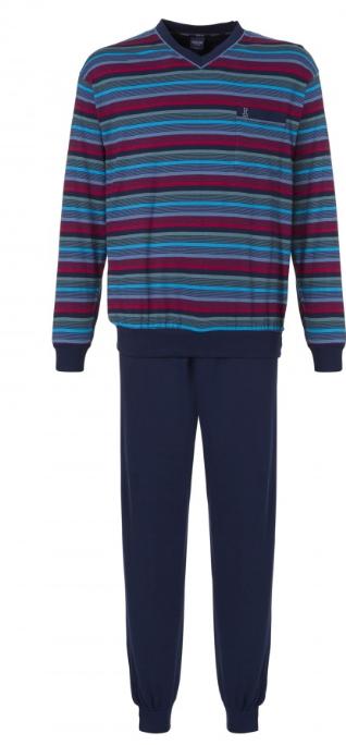 Pyjama voor mannen van katoen