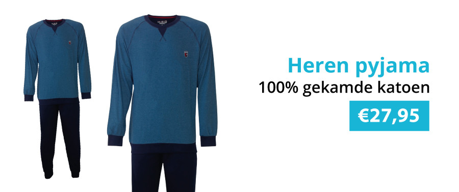 Heren pyjama MEPYH 2801A